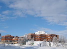Hovden Høyfjellshotell, Hovden