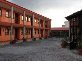 Villas Hotel Tonatzintla, Cholula