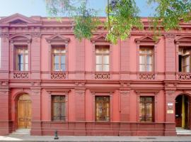 La Casa Roja Hostel, Santjagas