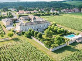 Château de Besseuil - Chateaux et Hotels Collection, Clessé