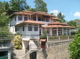 The River Castle, Kandy