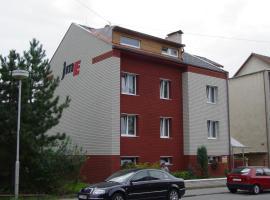 Penzion Jarmilka, Luhačovice