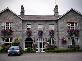 Highfield House Guesthouse, Trim
