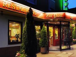 Hotel Restaurant Zur Post Lohfelden, Kassel