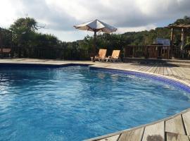 Media Luna Resort & Spa, First Bight