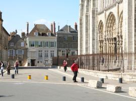 Le Parvis, Chartres