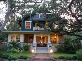 TouVelle House Bed and Breakfast, Jacksonville