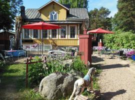 Hotel & Cafe Lanterna, Nauvo