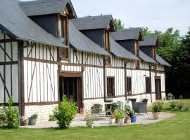 Le Pressoir Du Mesnil, Saint-Pierre-du-Val