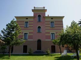 Villa Vincenza, Vallo della Lucania