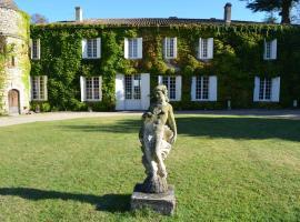 Château Lardier, Ruch