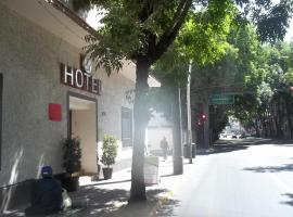 Hotel Jorge Alejandro, Guadalajara