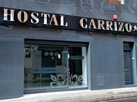 Hostal Carrizo, Elda