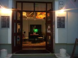 City Cafe Hotel, Szombathely
