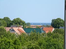 Strandläufer, Ostseebad Kühlungsborn
