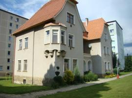 Apartman Luhacovice, Luhačovice