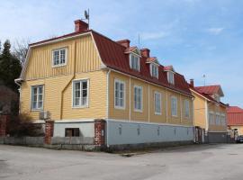 Slottsbädden, Tammisaari