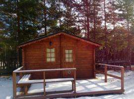 Viking Motel Cottages, Hanko