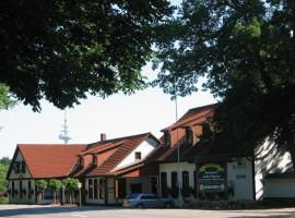 Hotel Ruhekrug, Schleswig