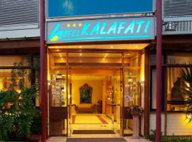 Hotel Kalafati, Itéa