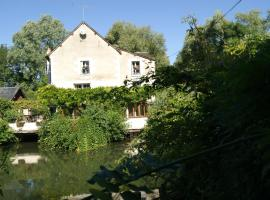 Le Moulin St Jean, Loches