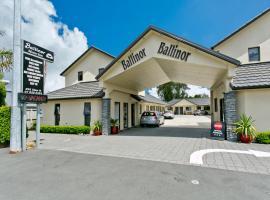 Ballinor Motor Inn, Hamilton