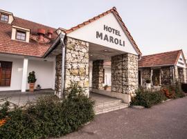 Hotel Maroli Mikulov, Mikulov