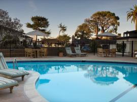 Casa Munras Garden Hotel & Spa, Monterėjus