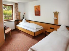 Hotel Krone, Haigerloch
