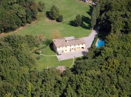 Villa La Grillaia, Ponsacco