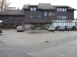 Sanden Hotel, Hokksund