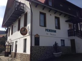 Penzion Pod Hamižnou, Hartmanice
