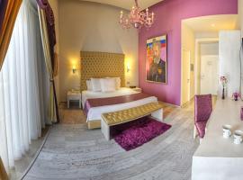 Hotel Andante, بوبلا