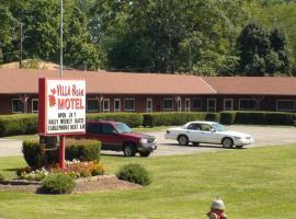 Villa Rosa Motel, Painesville
