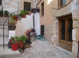 Apartamentos Baretta, Bocairent