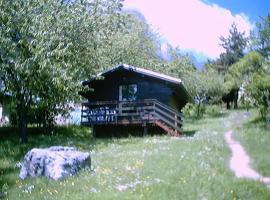 Chalets du Vieux Frêne, Saint-Hilaire