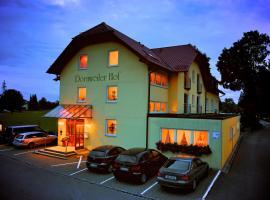 Hotel & Restaurant Dornweiler Hof, 일러티젠
