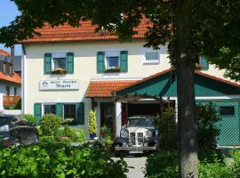 Airporthotel Regent, Hallbergmoos