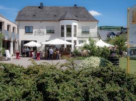 Gästehaus und Weingut Bernd Frieden, Nittel