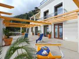 Villa Duchessa di Amalfi, Conca dei Marini