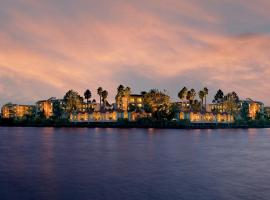 Loews Coronado Bay Resort, Sandjego