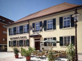 Gasthaus zum Engel, Rastatt