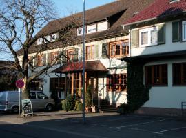 Gasthaus Kreuz, Biberach bei Offenburg