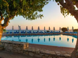 Silva Beach Hotel, Hersonissos