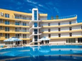 Apartments Fetisovi in Bay View Hotel, Tsarevo