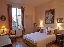 Les Chambres de Mathilde, أنجير