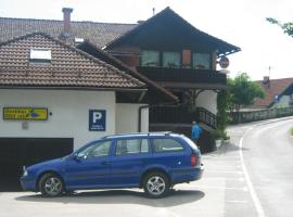 Bed and Breakfast Mili Vrh, Kamnik