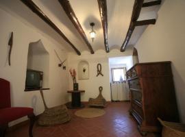 Torreta de Sant Tomàs, Cocentaina