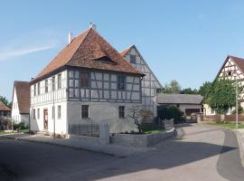 Das IckelHaus, Bad Windsheim
