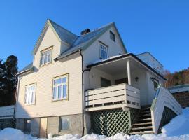 Lyngen Home, Lyngseidet